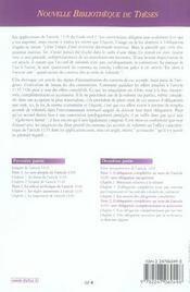 Regards sur l'article 1135 du code civil. volume 46 - 4ème de couverture - Format classique