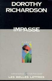 Impasse (L') - Couverture - Format classique