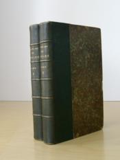 Le Collier de Perles ou Ribaumont noir et blanc (2 Tomes - Complet). - Couverture - Format classique