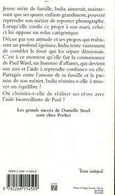 Douce Amere - 4ème de couverture - Format classique
