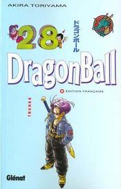 Dragon ball t.28 ; Trunks - Intérieur - Format classique