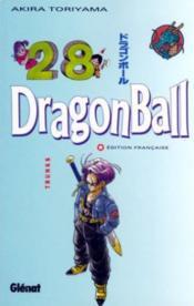 Dragon ball t.28 ; Trunks - Couverture - Format classique