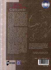 Mots et images de Guillevic - 4ème de couverture - Format classique