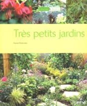 Tres Petits Jardins - Couverture - Format classique
