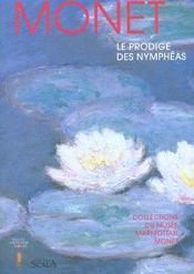 Monet Le Prodige Des Nympheas - Francais - Intérieur - Format classique