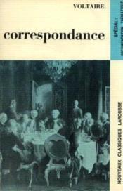 Voltaire. A travers sa correspondance - Couverture - Format classique