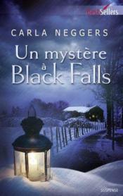 Un mystère à Black Falls - Couverture - Format classique