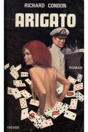 Arigato. Roman - Couverture - Format classique