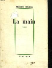 La Main. - Couverture - Format classique