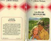 La Pluie Qui Pleure - Summer Of The Weeping Rain - Couverture - Format classique