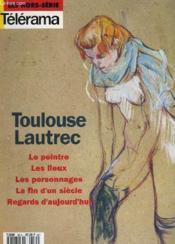 Telerama - Toulouse Lautrec - Couverture - Format classique