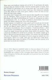 Le Dico De Mon Pere - 4ème de couverture - Format classique