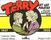 Terry et les pirates t.4 ; 1937-1938 - Couverture - Format classique