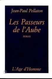 Les Passeurs De L'Aube - Couverture - Format classique