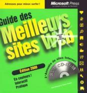 Guide Des Meilleurs Sites Web Edition 2000 - Couverture - Format classique
