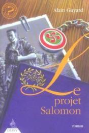 Projet salomon (le) - Couverture - Format classique
