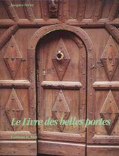 Le livre des belles portes - Intérieur - Format classique