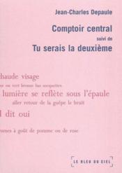 Comptoir central - Couverture - Format classique