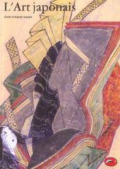 L'Art Japonais Joan Stanley Baker ACHETER OCCASION
