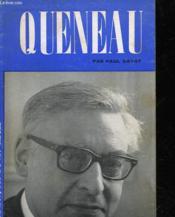 Raymond Queneau - Couverture - Format classique
