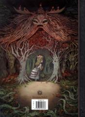 Dans la forêt - 4ème de couverture - Format classique