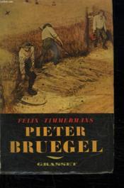 Pieter Bruegel. - Couverture - Format classique