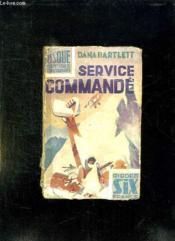 Service Commande. - Couverture - Format classique