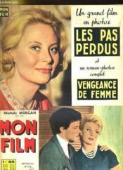 Mon Film N° 731 - Les Pas Perdus - Couverture - Format classique