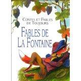 Contes et fables de toujours ; fables de La Fontaine - Couverture - Format classique