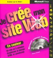 Je Cree Mon Site Web - Intérieur - Format classique