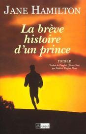 La Breve Histoire D'Un Prince - Intérieur - Format classique