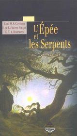 L'epee et les serpents - Intérieur - Format classique
