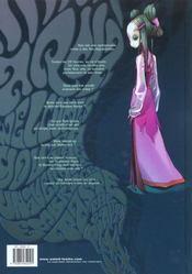Sky doll t.2 ; aqua - 4ème de couverture - Format classique