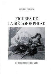 Figures de la métamorphose - Couverture - Format classique