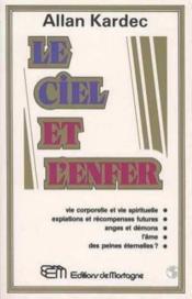 Ciel Et L'Enfer - Couverture - Format classique