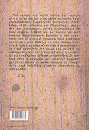 Cleona - 4ème de couverture - Format classique