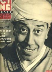Cine Revue France - 34e Annee - N° 51 - La Flamme Et La Chair - Couverture - Format classique