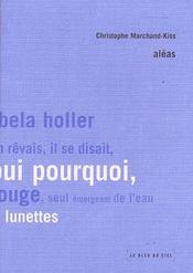 Aléas - Intérieur - Format classique