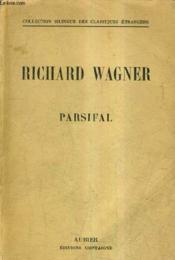 Parsifal. - Couverture - Format classique