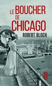 Le boucher de Chicago - Couverture - Format classique