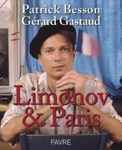 Limonov & Paris - Couverture - Format classique