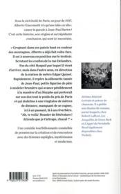 37, étoiles filantes - 4ème de couverture - Format classique