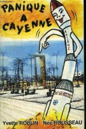Panique A Cayenne - Couverture - Format classique