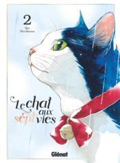 Le chat aux sept vies T.2 - Couverture - Format classique