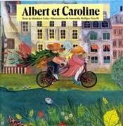 Albert et Caroline - Couverture - Format classique