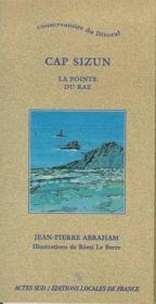 Conservatoire du littoral - cap sizun, la pointe du raz - Couverture - Format classique