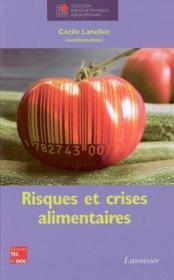 Risques et crises alimentaires - Couverture - Format classique