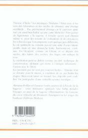 Meditation ; Therese D'Avila A La Rencontre Des Tibetains - 4ème de couverture - Format classique