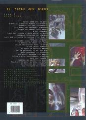 Le fléau des dieux t.2 ; dies irae - 4ème de couverture - Format classique