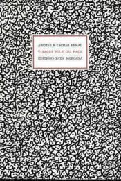 Visages, Pile Ou Face - Couverture - Format classique